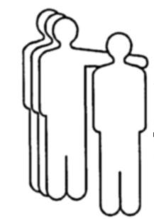 pårørende logo