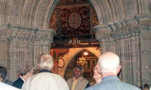 Portal Dale kyrkje