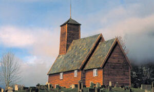 Gaupne gamle kyrkje