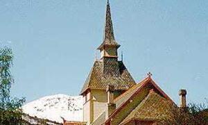 Gaupne kyrkje