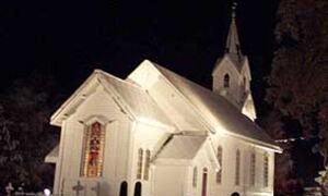 Hafslo kyrkje