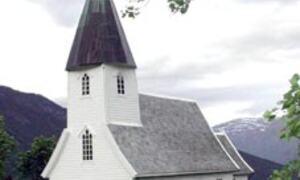 Joranger kyrkje