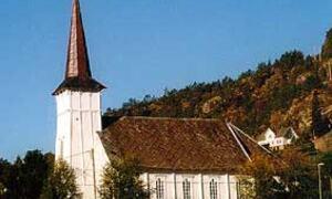 Solvorn kyrkje
