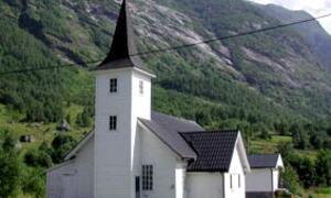 Veitastrond kapell