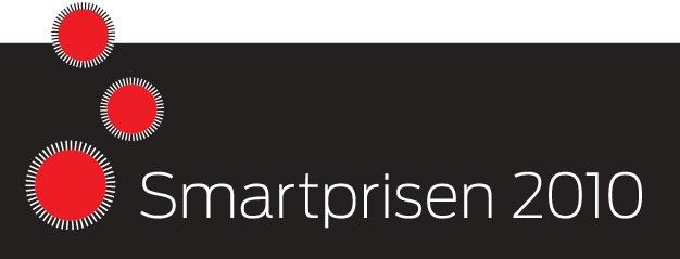 Smartprisen 2010 logo