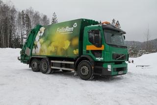 Follo Ren avfallsbil