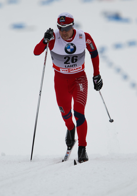 13.03.2011, Lahti, Finland (FIN): Eldar Roenning (NOR), Rossignol, Swix, Rottefella - FIS world cup cross-country, individual sprint, Lahti (FIN). www.nordicfocus.com. © Laiho/NordicFocus. Every downloaded picture is fee-liable.