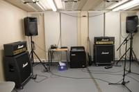 Musikkbingen, øvingslokale