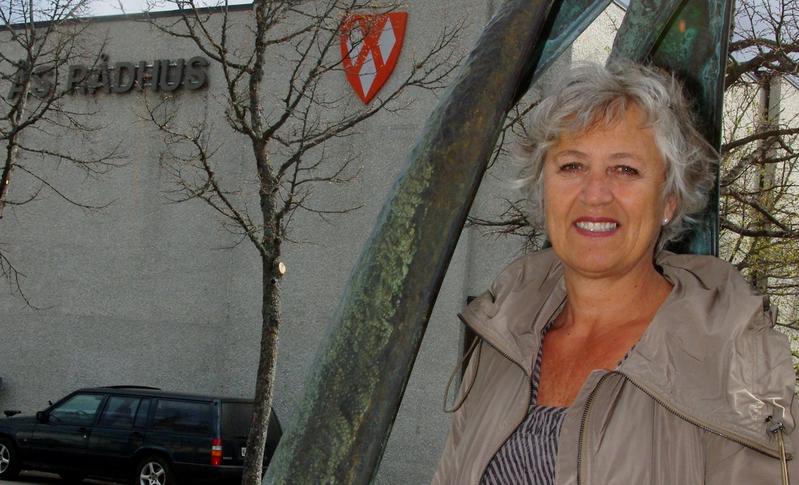 Trine Christensen ny rådmann i Ås bilde