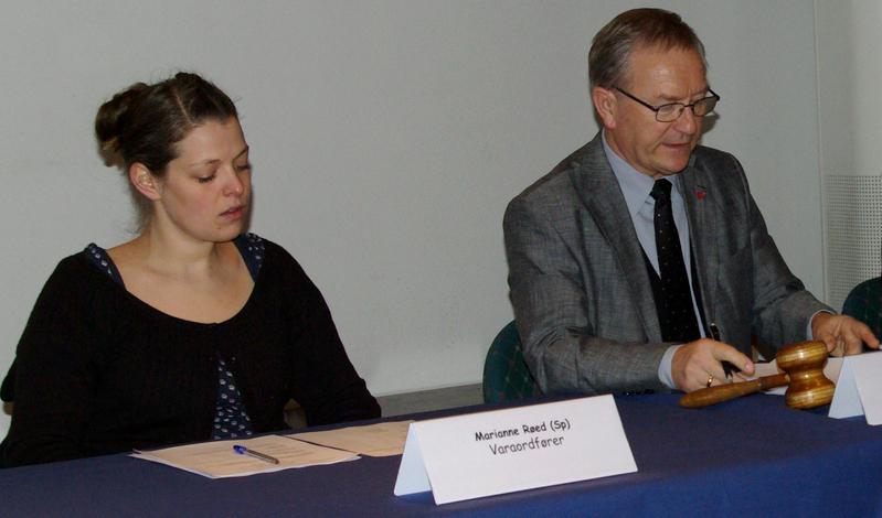 Johan Alnes og Marianne Røed