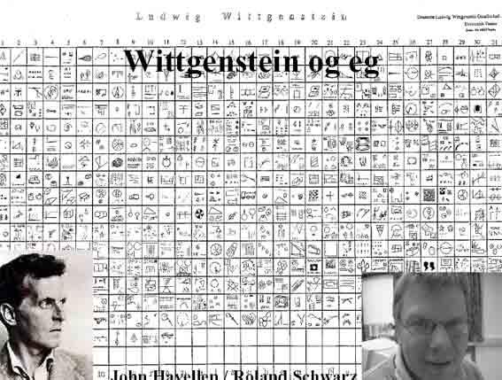 Wittgenstein og eg -  illustrasjon