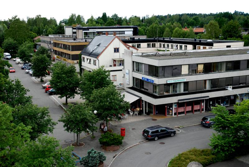 Gatebilder Åstorget Sentrum Nord