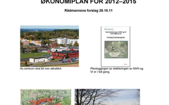 Handlingsprogram 2012 - 2015 illustrasjonsbilde