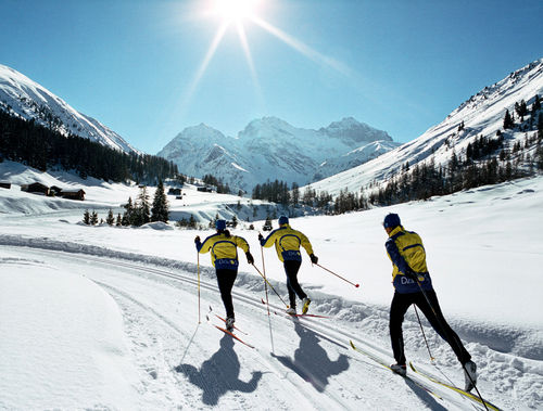 DAVOS TOURISMUS