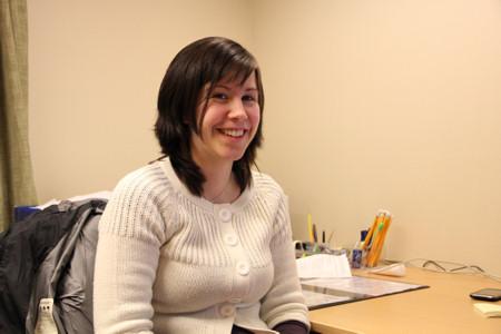 Fysioterapeut og folkehelsekoordinator Ellen Mikalsen Hals