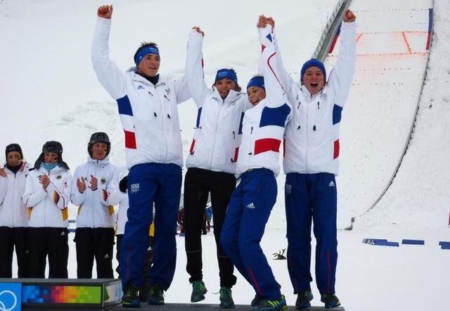 France biathlon JOJ 2012