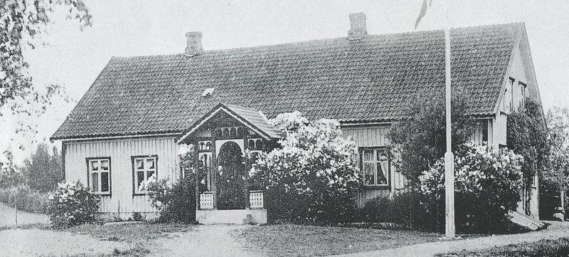 Hus Brønnerud