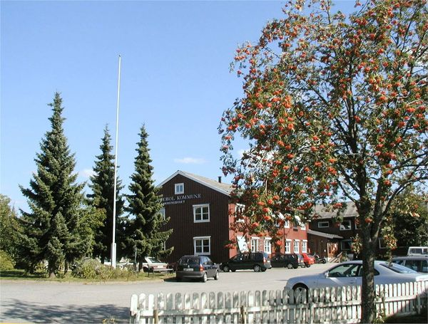 Hobøl kommunehus