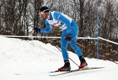 21-ÅRIGE Daniel Karlsson, tävlande för Östersunds SK, avled under söndagen i en tragisk scoterolycka i Hammerdal. Foto: MOA MOLANDER KRISTIANSEN