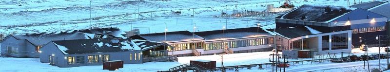 Longyearbyen Skole. Foto:Tom Oredalen