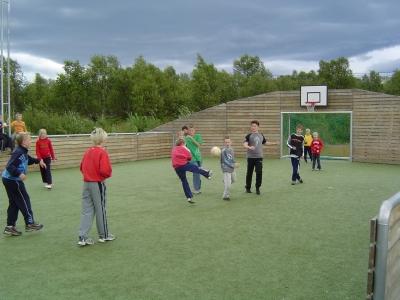 fotball elever
