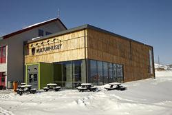 Longyearbyen kulturhus exteriør