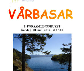 Plakat om vårbasaren 2012_600x637