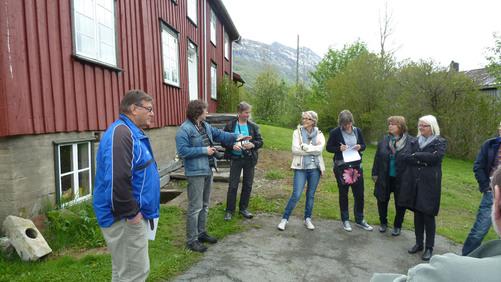 Gammelstua hos Eivind Leirskar