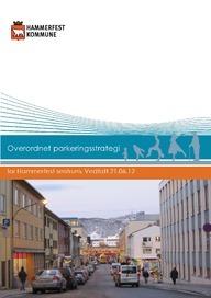 Overordnet parkeringsstrategi for Hammerfest sentrum Ingressbilde