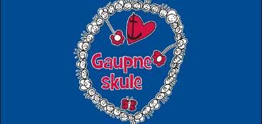 Gaupne skule - logo
