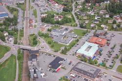 Flyfoto Vestby