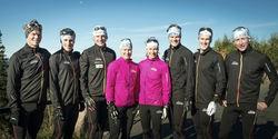 TEAM EXSPIRIT byter namn till Team Coop och är klara för en ny säsong med Ski Classics. Foto: Team Coop