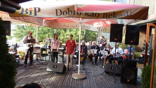 Konsert ved Det norske hus
