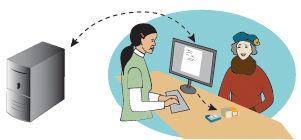 e-resept illustrasjon