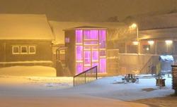 Arktisk klatretårn i Kullungen barnehage