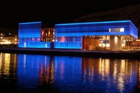 arktisk kultursenter, kulturhuset