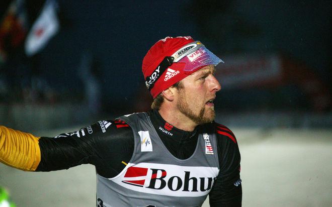 AXEL TEICHMANN ställer upp i Tour de Ski trots hälsoproblem som gjorde att han inte kunde åka den senaste världscupen i Canmore. Foto: KJELL-ERIK KRISTIANSEN