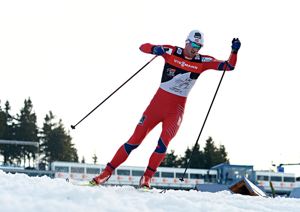 29.12.2012, Oberhof, Germany (GER): Petter Northug (NOR)- FIS world cup cross-country, tour de ski, prologue men, Oberhof (GER). www.nordicfocus.com. © Felgenhauer/NordicFocus. Every downloaded picture is fee-liable.