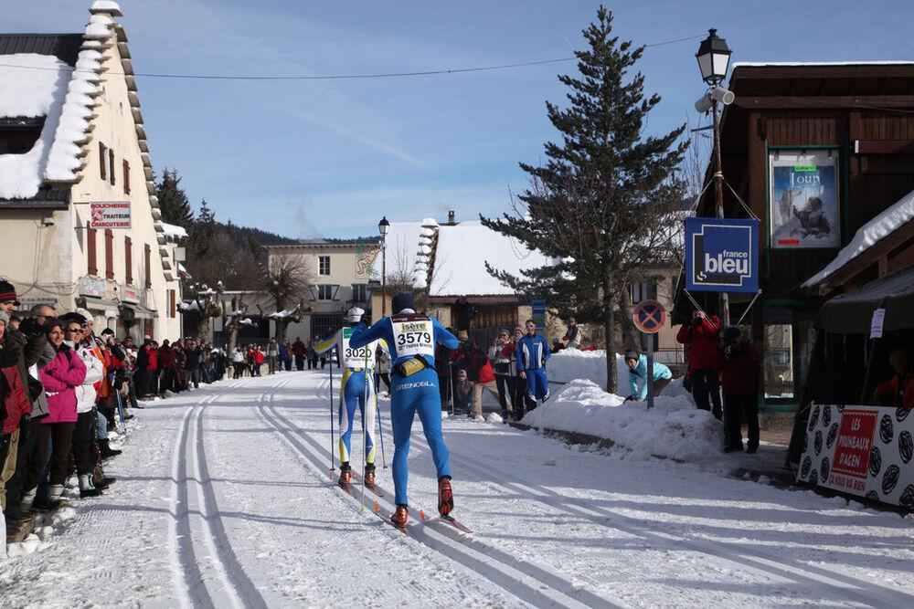 Foulee Blanche Village