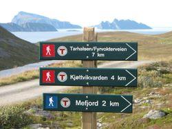 Skilt turstier nordre Sørøya04