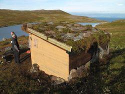 Skilt turstier nordre Sørøya09
