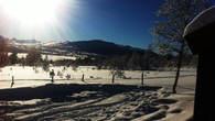 Utsikt mot Leverdalen fra Nedre Ånegga. Foto, Gunhild Åm Vatn