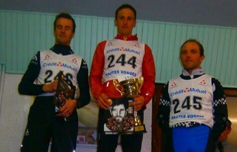 podium Scratch Homme 1 Miclo              2 Mougel           3Humbertclaude