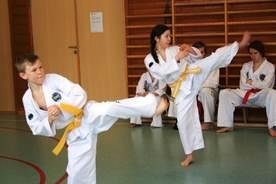 Taekwondo gradering 2013 014