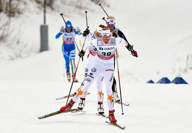 MARIA GRÄFNINGS kommer att åka långlopp för Team Sysarb. Foto: NORDIC FOCUS/Felgenhauer
