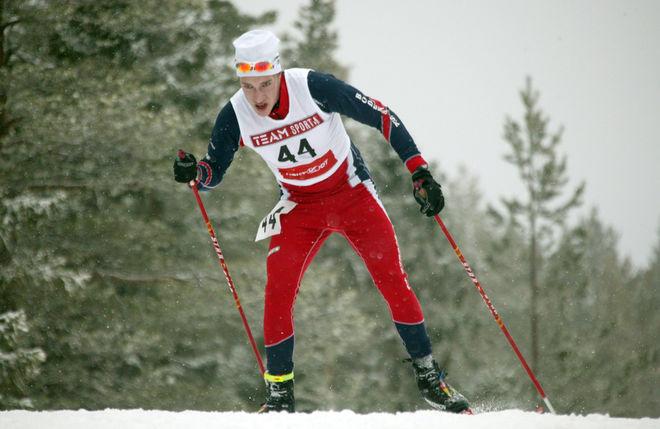 JIM ÅHL, Bodens SK blev bara 23 år. Nu kan du åter söka om hans minnsefond. Foto/rights: KJELL-ERIK KRISTIANSEN/sweski.com