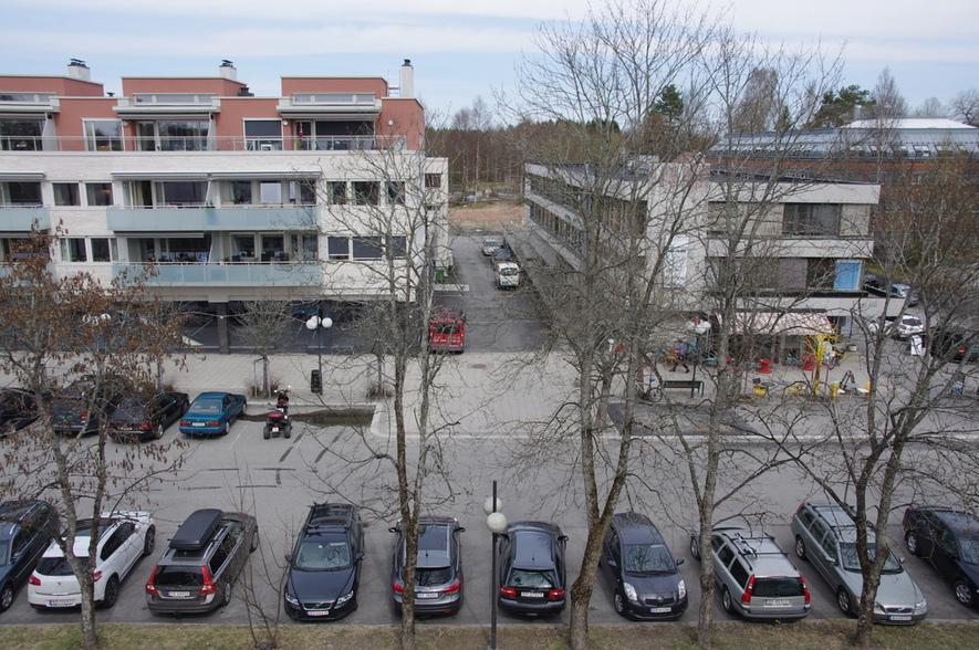 Oversiktsbilde Rådhusplassen