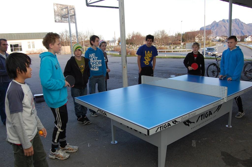 bordtennisbord_unger