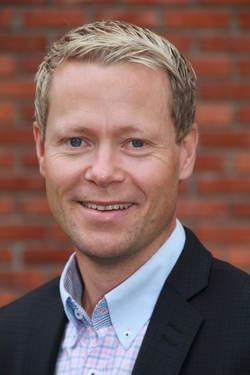 Ordfører Harald Tyrdal