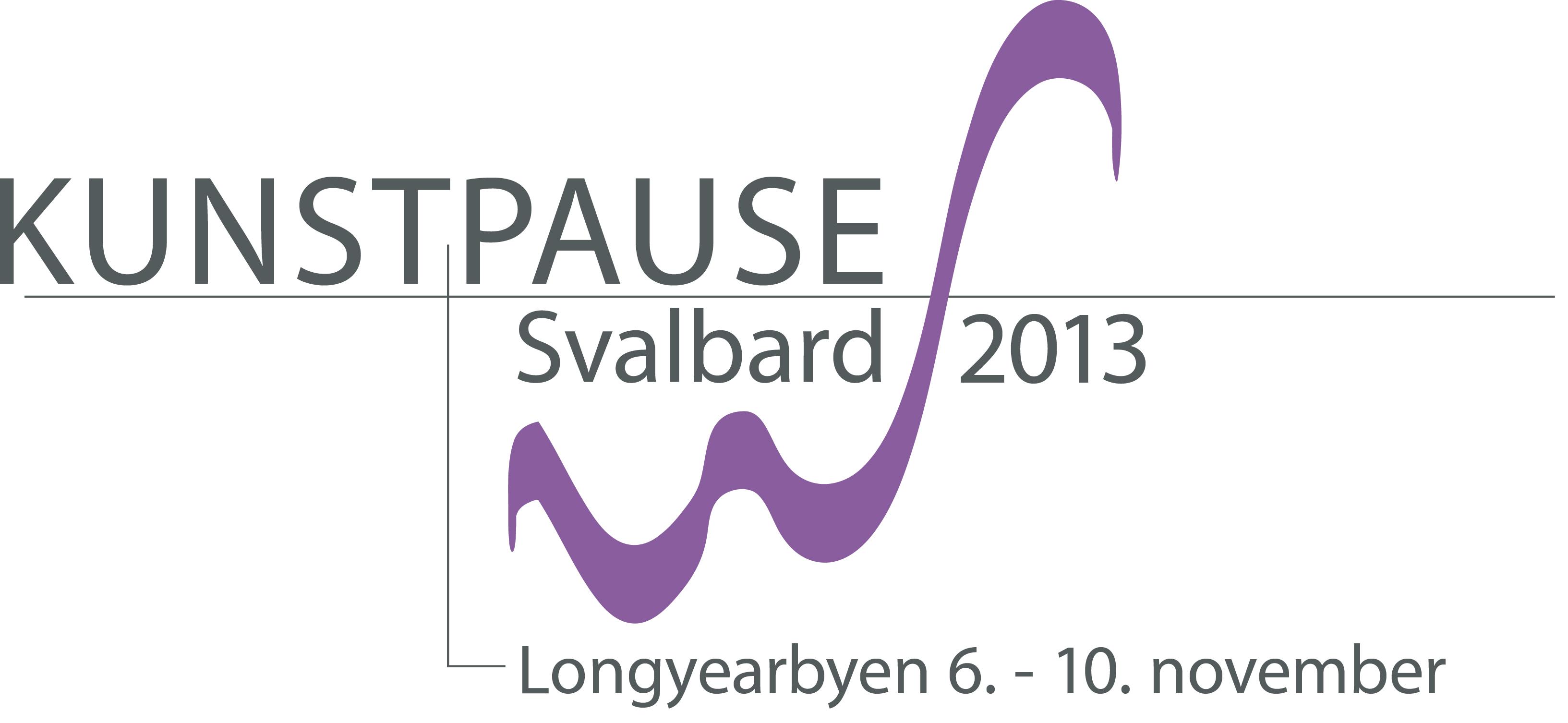 KunstPause Svalbard 2013 Logo.jpg